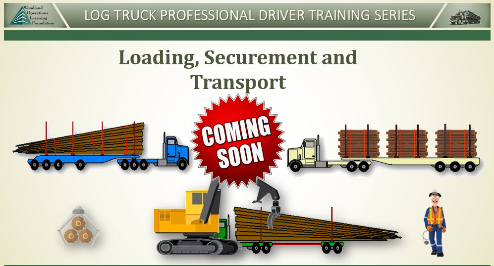 Loading, Securement and Transport