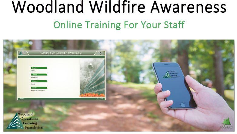 Wildfire Awareness Slider