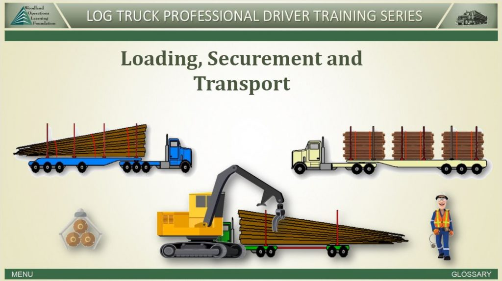 Loading, Securement and Transport